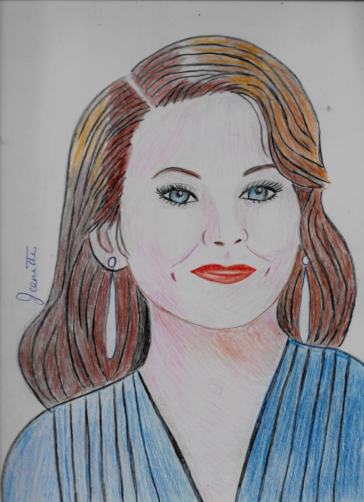 Amy Adams by Jeanette